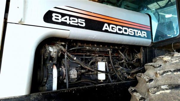 AGCO AGCOSTAR 8425