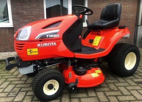 Kubota T1880 lawn tractor photo