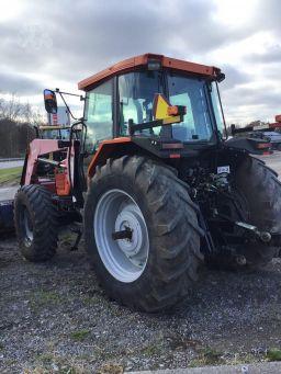 AGCO RT115 tractor photo