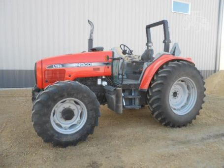 AGCO LT90A tractor photo