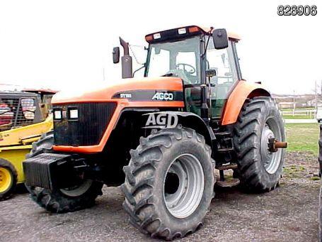 AGCO DT160