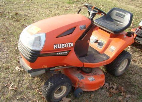 Kubota T1570
