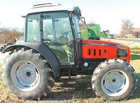 AGCO GT65 tractor photo