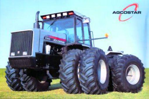 AGCO AGCOSTAR 8360