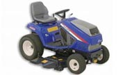 Iseki SG153 lawn tractor photo