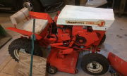 Jacobsen Chief 100G 53027 lawn tractor photo