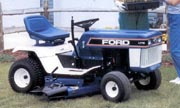 Ford LT-12 lawn tractor photo