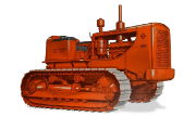 Allis Chalmers HD11 tractor photo