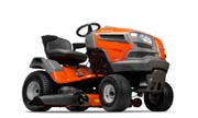 Husqvarna YTH24K48 Fast Tractor lawn tractor photo