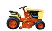 J.I. Case 220 lawn tractor photo