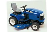 New Holland GT22A lawn tractor photo
