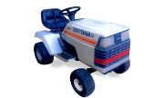 Craftsman 917.25464 LT12 lawn tractor photo