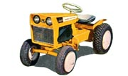 Massey Ferguson 7E Executive lawn tractor photo