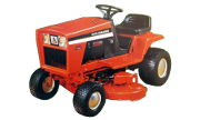 Allis Chalmers 616 Special lawn tractor photo