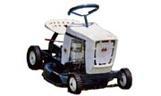 Huffy Citation 4843 lawn tractor photo
