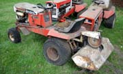 Simplicity Broadmoor 5008 1690008 lawn tractor photo