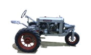 Silver King R66 tractor photo