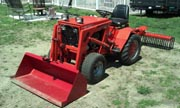 Ingersoll 6018 lawn tractor photo