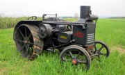 Advance-Rumely OilPull X 25/40 tractor photo