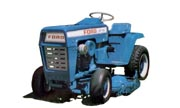 Ford LGT-100 lawn tractor photo