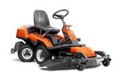 Husqvarna R 322T AWD lawn tractor photo