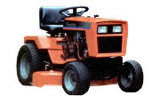 Simplicity Sovereign 18H lawn tractor photo