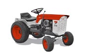Colt 2510 lawn tractor photo