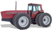 International Harvester 7288 tractor photo