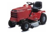 Honda HA4118 lawn tractor photo