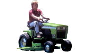 Deutz-Allis 1816 Sigma lawn tractor photo