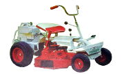 AMF 1266 lawn tractor photo