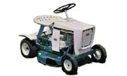 Huffy Ranchero 4444 lawn tractor photo