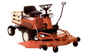 Simplicity 12FC42 lawn tractor photo