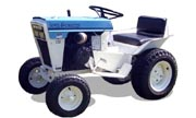 White Town & Country 112 lawn tractor photo