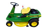 John Deere RX95 lawn tractor photo