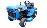 Ford LT-12.5A lawn tractor photo