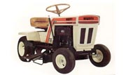 Huffy H350 lawn tractor photo