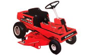 Gilson 52040 lawn tractor photo