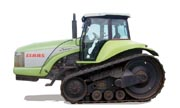 Claas Challenger 65E tractor photo
