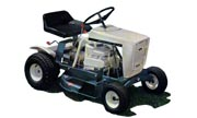 Huffy Broadlawn 4855 lawn tractor photo