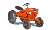 Economy Power King 14HP lawn tractor photo