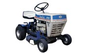 Huffy Monte Carlo lawn tractor photo
