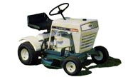Huffy Sheraton 4867 lawn tractor photo