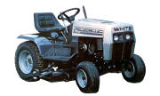 White GT-1120 lawn tractor photo