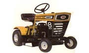 Huffy HR8 1065 lawn tractor photo