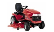 Toro Wheel Horse 520xi lawn tractor photo