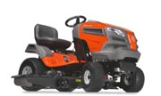 Husqvarna YTH26V54 lawn tractor photo