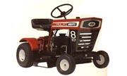 Huffy HR8 1075 lawn tractor photo