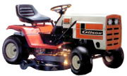Gilson 52082 LT11R lawn tractor photo