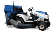 Iseki SG17 lawn tractor photo